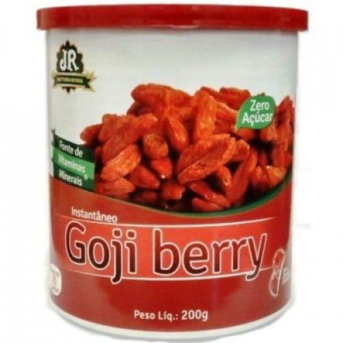 Goji Berry Instantâneo Zero Açúcar - JR - 200g