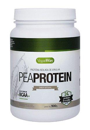 Pea Protein - Proteína de Ervilha - Natural Vegan Way 900g