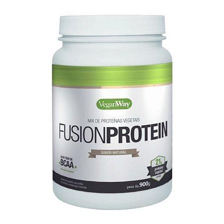 Fusion Protein Natural Vegan Way 900g