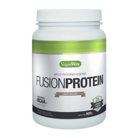 Fusion Protein Chocolate Vegan Way