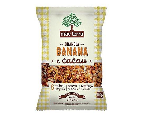 Granola de Banana Mãe Terra 250g
