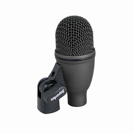 Microfone Surdo Guitarra Superlux Ft4 Medio Grave