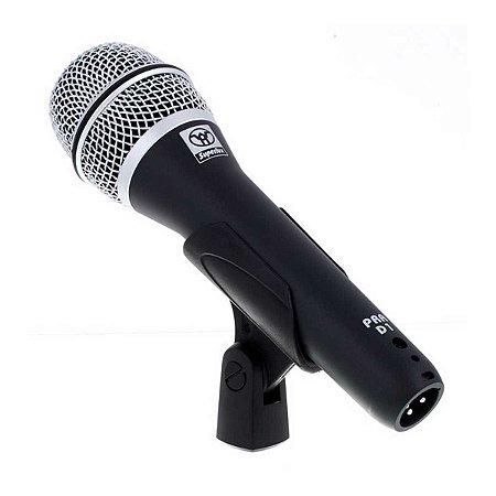 Microfone Vocal Superlux PRAD1 Dinâmico Profissional