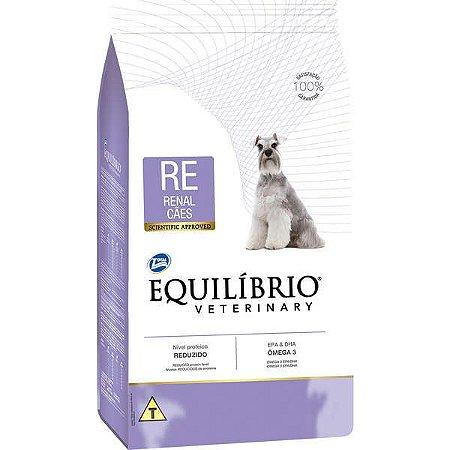 Equilíbrio Veterinary Renal Cães 2kg