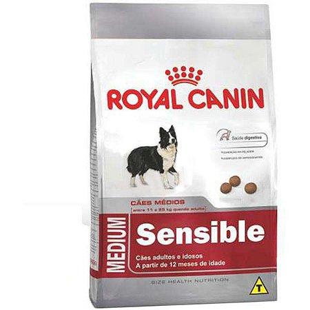Royal Canin Medium Adultos - Sensible 15kg