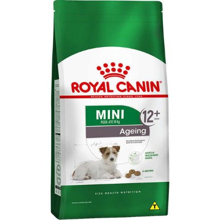 Royal Canin X-Small Adultos - Ageing 12+ 1kg