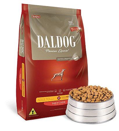 Daldog Adultos - Raças Médias e Grandes 25kg