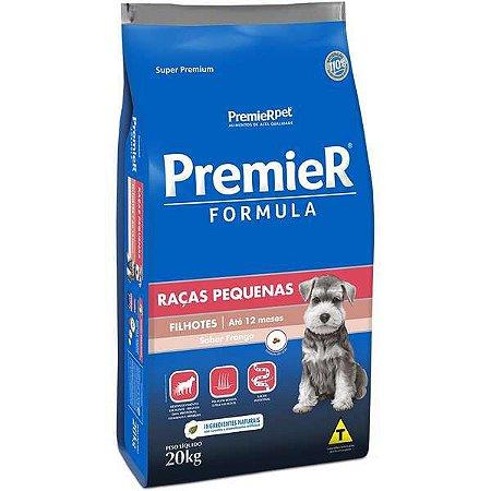 Premier Fórmula Filhote Raças Pequenas 20kg
