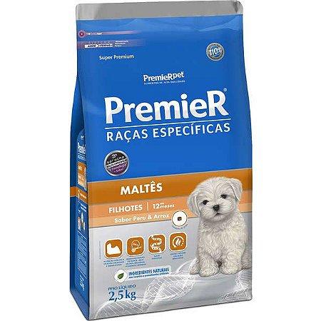 Premier Maltes Filhote 2,5kg