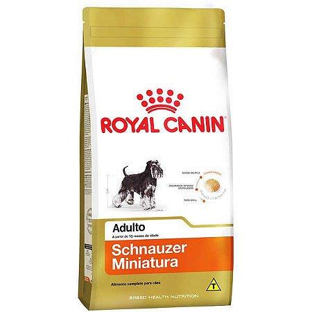 Royal Canin Schnauzer Adultos - 7,5kg