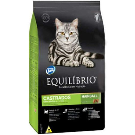 Equilíbrio Gatos Castrados 1,5kg