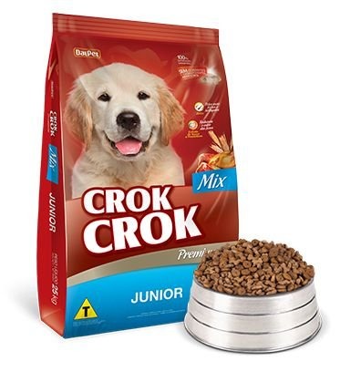 Crok Crok Mix Junior 10,1kg