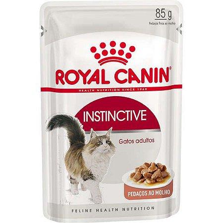 Royal Canin Cat Sachê Instinctive 85g
