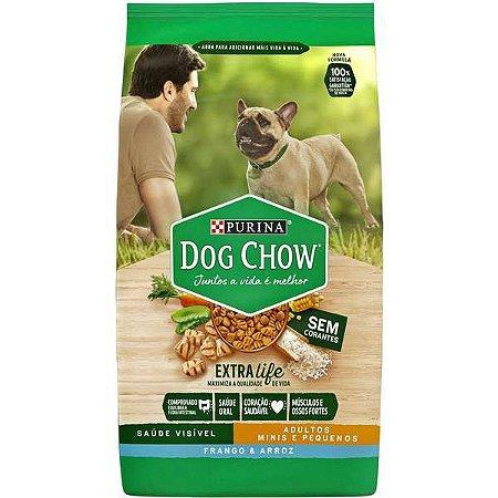 Dog Chow Pet Esp Adultos - Raças Pequenas Frango 15kg