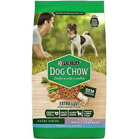 Dog Chow Pet Esp Filhote Raças Pequenas Frango 15kg