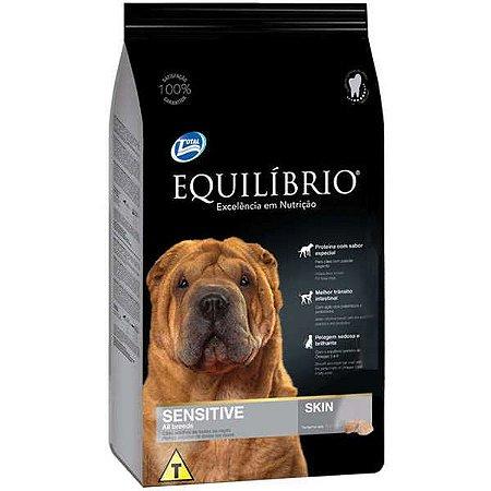 Equilíbrio Cães Sensitive Skin 15kg