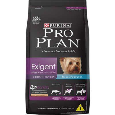 Proplan Adultos - Exigent Small Breed 2kg