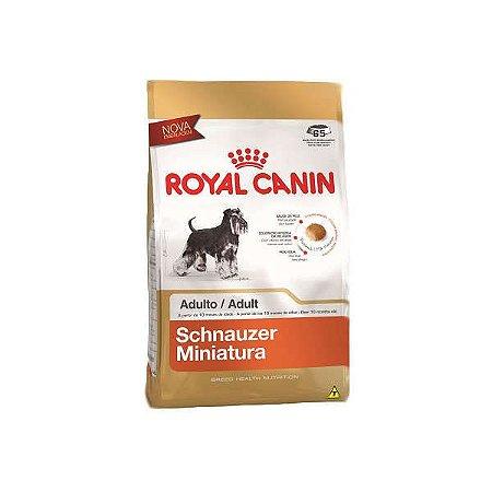 Royal Canin Schnauzer Adultos - 2,5kg