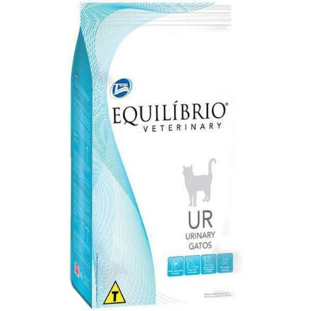 Equilíbrio Veterinary Urinary Gatos 2kg