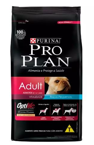 Proplan Adultos - Small Breed 7,5kg