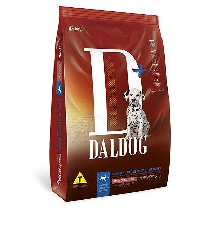 Daldog Filhotes Raças Grandes 15kg