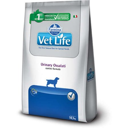 Vetlife Urinary Ossalati Canine 10,1kg