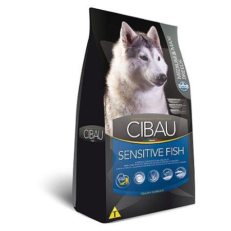 Cibau Adultos - Sensitive Fish Medium/Maxi 12kg
