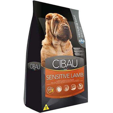 Cibau Ad.Sensitive Lamb Medium/Maxi 12kg