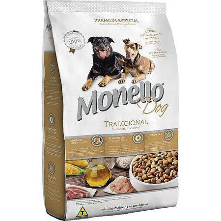 Monello Dog Tradicional 15kg