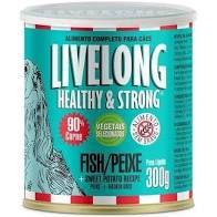Livelong Cães Peixe 300g