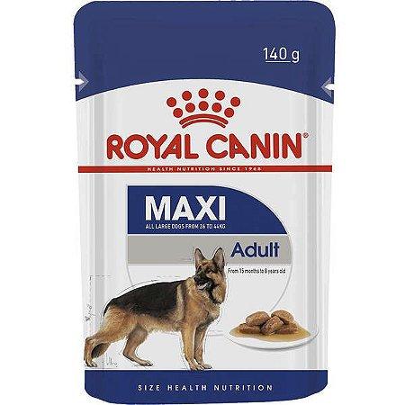 Royal Canin Sachê Maxi Adultos - Wet 140g