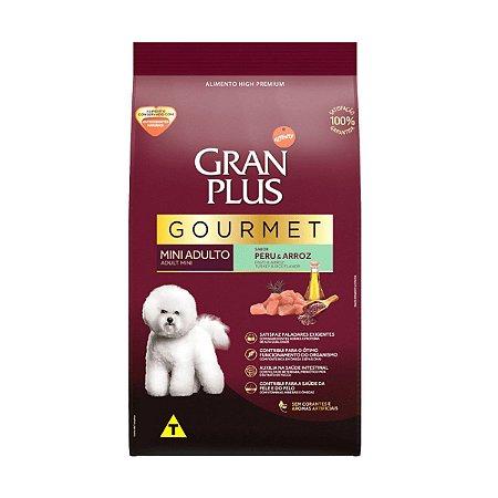 Gran Plus Cães Gourmet Adultos - Mini Peru 10,1kg