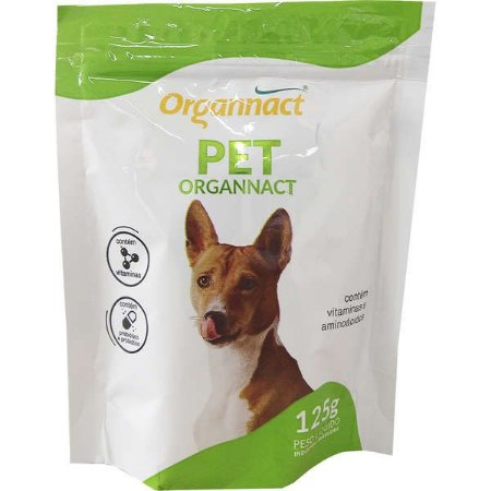 Pet Probiotico Organnact Po 125g