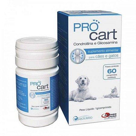 Procart 60 Comprimidos P/10kg