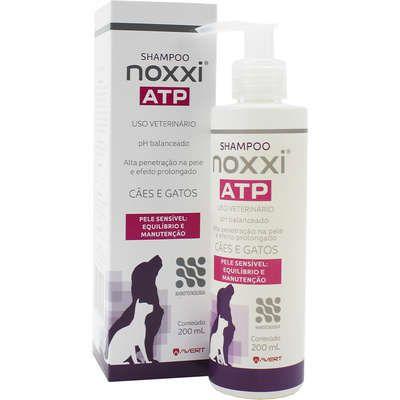 Noxxi Atp Shampoo 200 ml