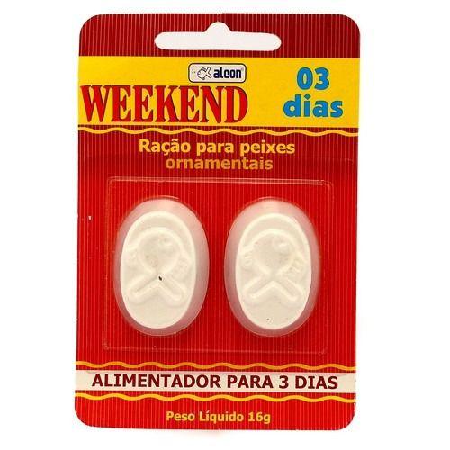 Alcon Weekend 3 Dias 16g