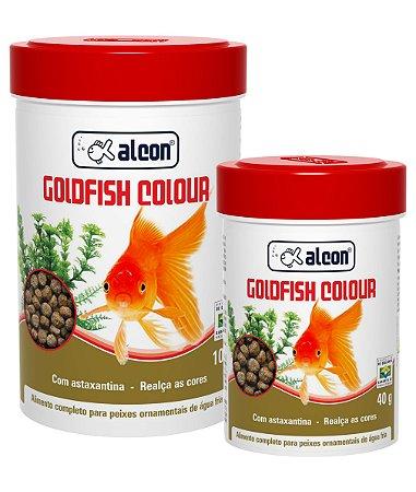 Alcon Goldfish Colour 40g
