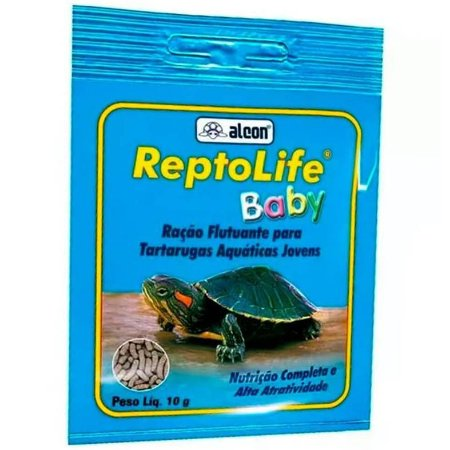 Alcon Reptolife Baby Sachê 10g