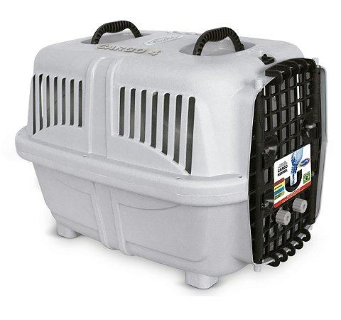 Transporte Plastpet Cargo Kennel 5 Taupe