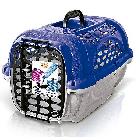 Transporte Plastpet Panther 1 Azul 413