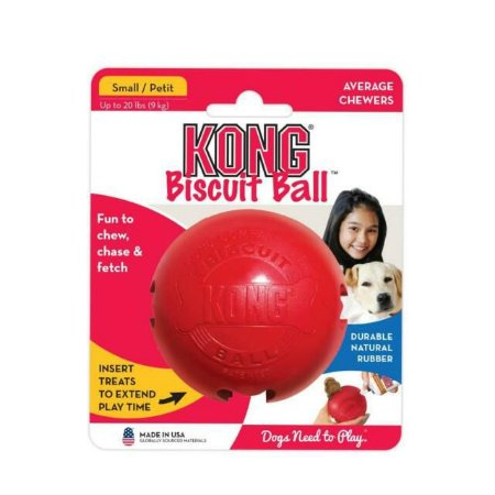 Brinquedo Kong Biscuit Ball Small Bb3