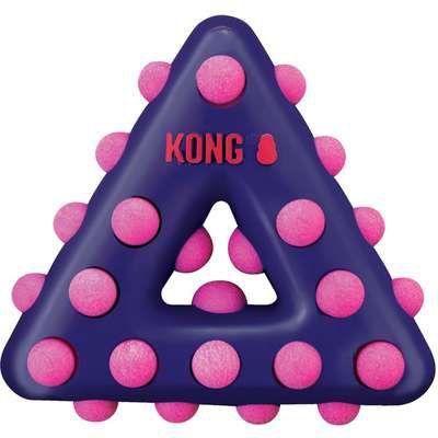 Brinquedo Kong Dotz Triangle Small