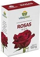 Fertilizante Vitaplan Rosas 150g