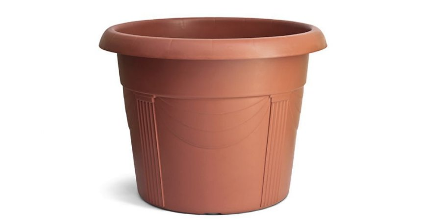 Vaso Romano 00 Ceramica Nutriplast