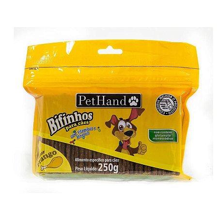 Bifinho Pethand Frango 250g