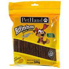 Bifinho Pethand Frango 500g