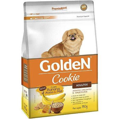 Golden Cookie Adultos - Banana Aveia Mel 350g