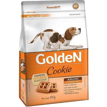 Golden Cookie Adultos - Pequeno Porte 400g