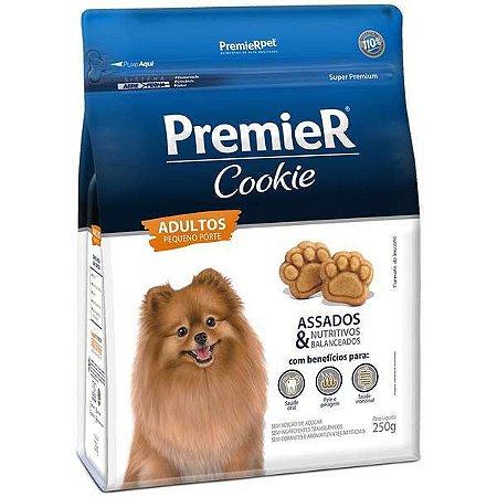 Premier Cookie Cães Adultos - Pequeno Porte -  250g