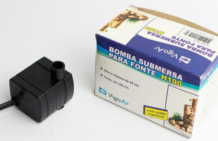 Bomba P/Fonte Submersa H190